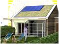 Villaggio ecocompatibile selvino for Serra solare